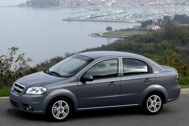 2004-2011 Chevrolet Aveo: Used Car Review
