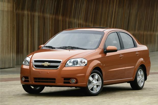 2004 2011 Chevrolet Aveo Used Car Review Autotrader