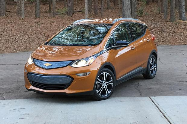 2017 Chevrolet Bolt EV: Meeting Expectations?