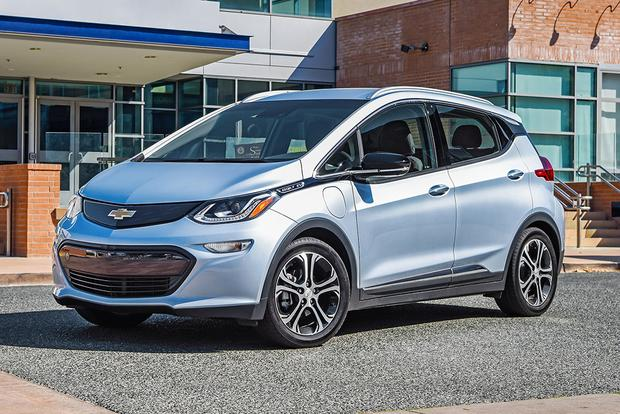 2018 Chevrolet Bolt Ev New Car Review Autotrader
