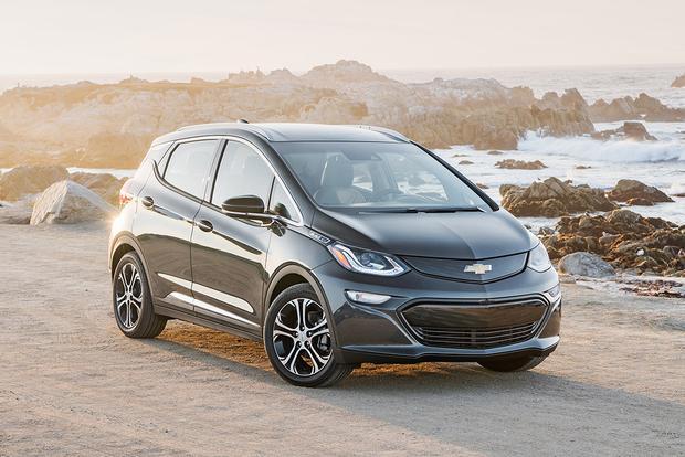 2018 Chevrolet Bolt Ev New Car Review Autotrader