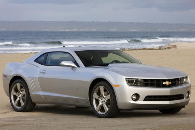 2011 Chevrolet Camaro: Used Car Review featured image large thumb0