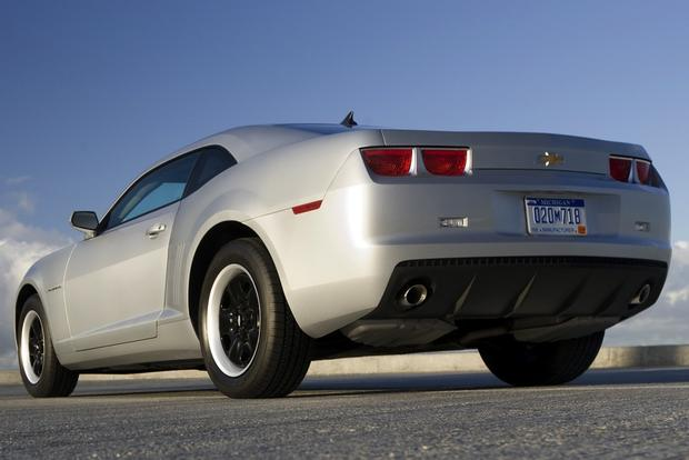 2011 Chevrolet Camaro: Used Car Review featured image large thumb2