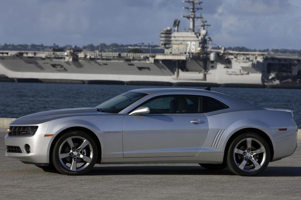 2011 Chevrolet Camaro: Used Car Review featured image large thumb1