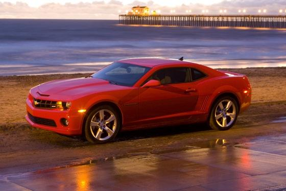 2013 Chevrolet Camaro: New Car Review featured image large thumb2