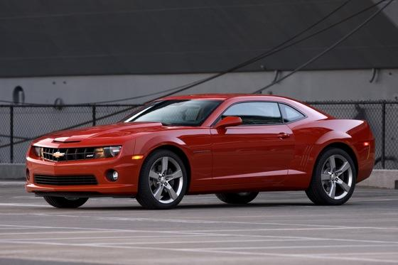 2013 Chevrolet Camaro: New Car Review featured image large thumb3