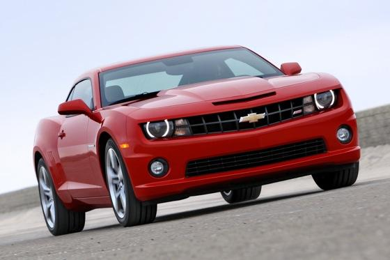 2013 Chevrolet Camaro: New Car Review featured image large thumb7