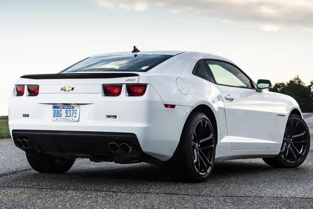 2013 or 2014 Chevrolet Camaro: What's the Difference? - Autotrader