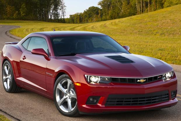 2013 Or 2014 Chevrolet Camaro What S The Difference