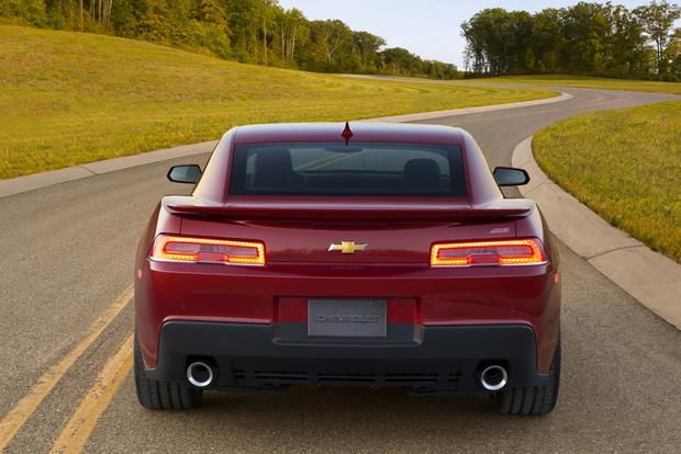 2014 Chevrolet Camaro: Used Car Review featured image large thumb2