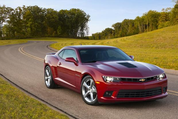 2014 Chevrolet Camaro: Used Car Review featured image large thumb4