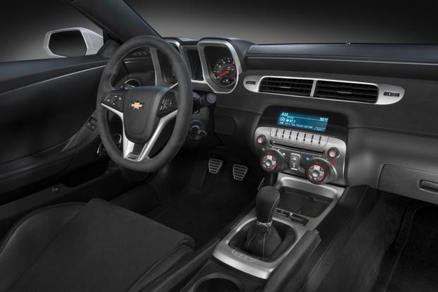 2014 Chevrolet Camaro: Used Car Review featured image large thumb7