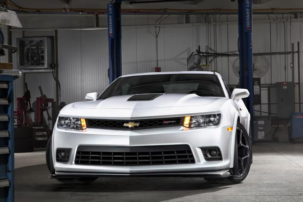 2014 Chevrolet Camaro: Used Car Review featured image large thumb8