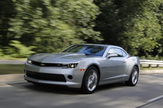 2015 chevrolet camaro new car review featured image large thumb0 - Camaro 2015 Interior