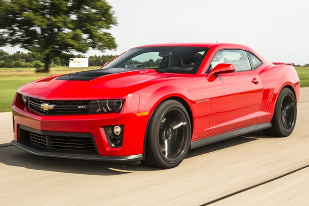 2015 Camaro Zl1 For Sale >> 2015 Chevrolet Camaro Zl1 Real World Review Autotrader