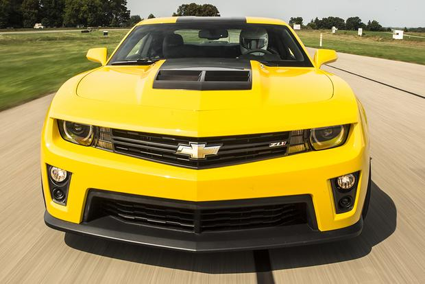 2015 Chevrolet Camaro Zl1 Real World Review Autotrader