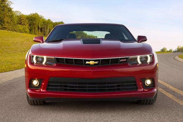 2015 vs. 2016 Chevrolet Camaro: What's the Difference? featured image large thumb5