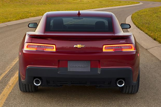 2015 vs. 2016 Chevrolet Camaro: What's the Difference? - Autotrader