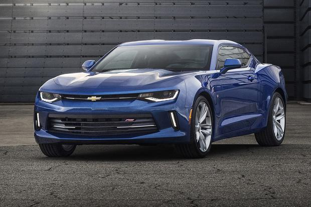 2016 Chevrolet Camaro: New Car Review featured image large thumb2