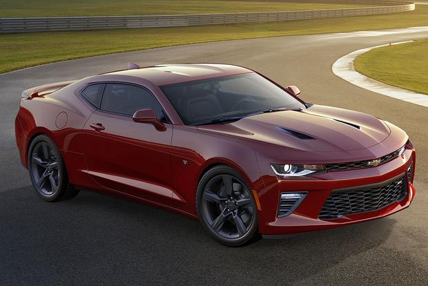 2016 Chevrolet Camaro: New Car Review