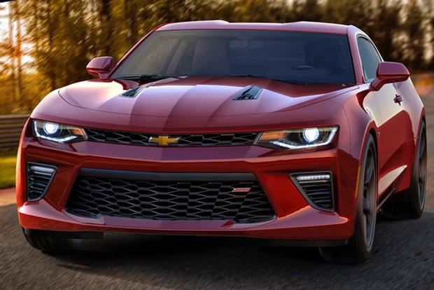 2016 Chevrolet Camaro: First Drive Road Trip