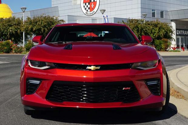 2016 Chevrolet Camaro: First Drive Road Trip featured image large thumb1