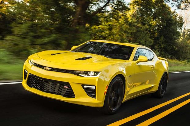 2016 Chevrolet Camaro: First Drive Road Trip featured image large thumb2
