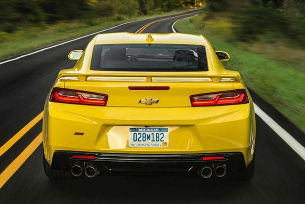 2016 Chevrolet Camaro: First Drive Road Trip featured image large thumb4