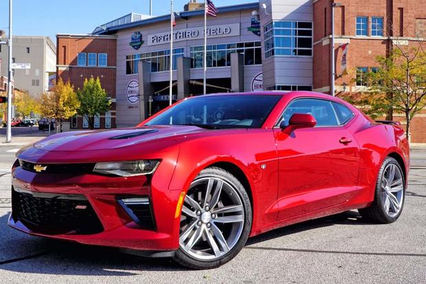 2016 Chevrolet Camaro: First Drive Road Trip featured image large thumb5