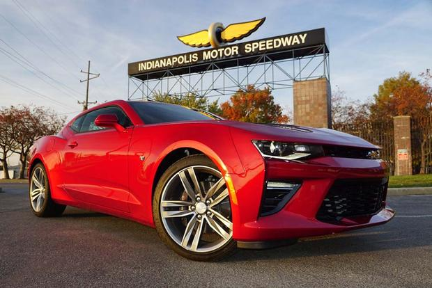 2016 Chevrolet Camaro: First Drive Road Trip featured image large thumb7