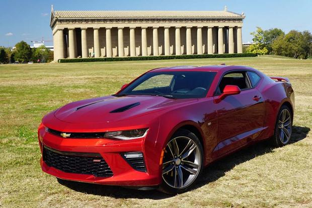 2016 Chevrolet Camaro: First Drive Road Trip featured image large thumb8