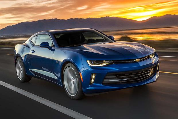 2016 Chevrolet Camaro 2.0T and Convertible: First Drive Review featured image large thumb1