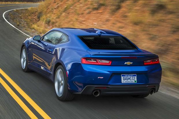 2016 Chevrolet Camaro 2.0T and Convertible: First Drive Review featured image large thumb2