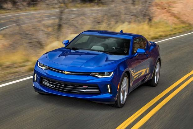 2016 Chevrolet Camaro 2.0T and Convertible: First Drive Review featured image large thumb3