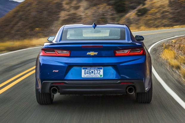 2016 Chevrolet Camaro 2.0T and Convertible: First Drive Review featured image large thumb4