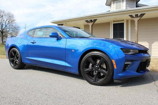2016 Chevrolet Camaro SS: Real World Review