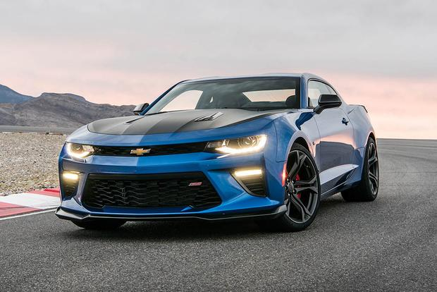 2017 Chevrolet Camaro 1LE: Everyday Performance featured image large thumb5