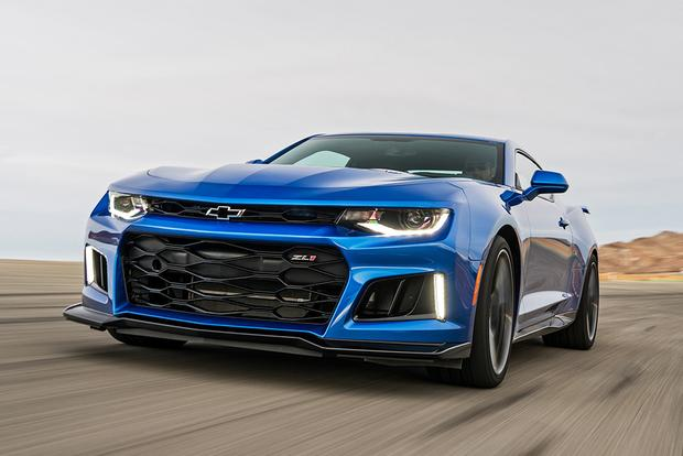 2017 Chevrolet Camaro: New Car Review
