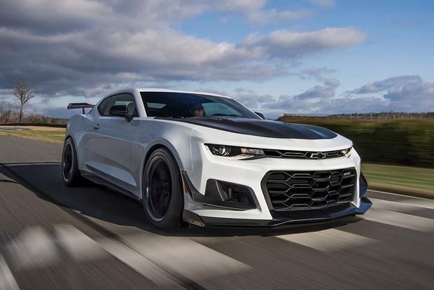 2018 Chevrolet Camaro: New Car Review