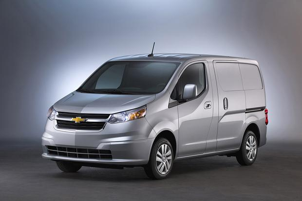 2017 Chevrolet City Express: New Car Review featured image large thumb0