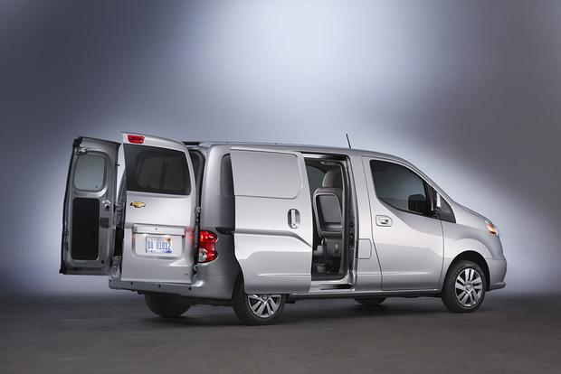 2017 Chevrolet City Express: New Car Review featured image large thumb1