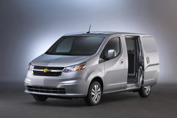 2018 Chevrolet City Express: New Car Review featured image large thumb0