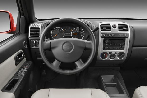 2010 Chevrolet Colorado: Used Car Review - Autotrader