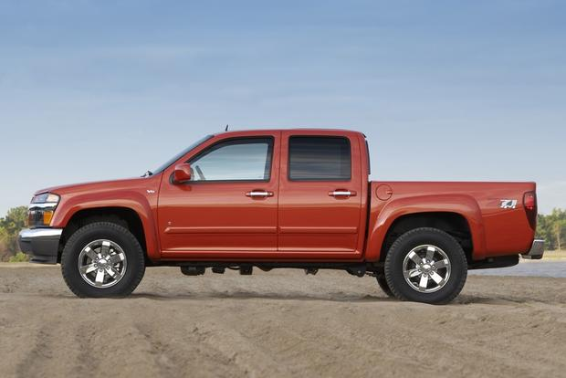 2008 Chevrolet Colorado: Used Car Review featured image large thumb1