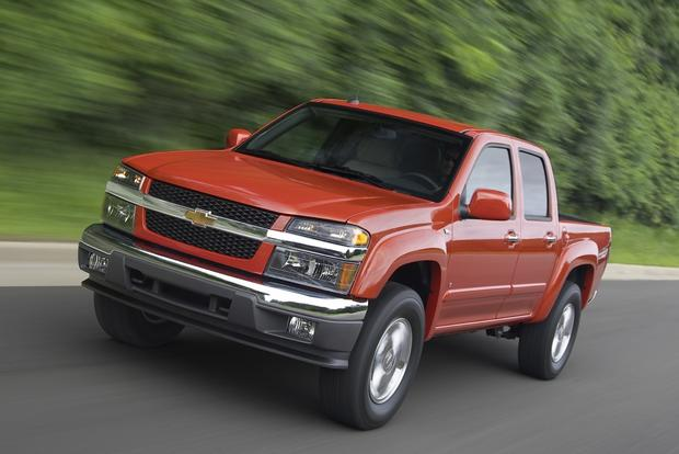 2008 Chevrolet Colorado: Used Car Review featured image large thumb3