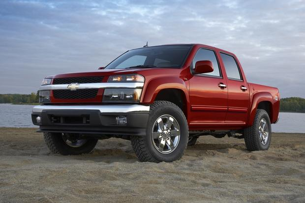 2012 Chevrolet Colorado: New Car Review