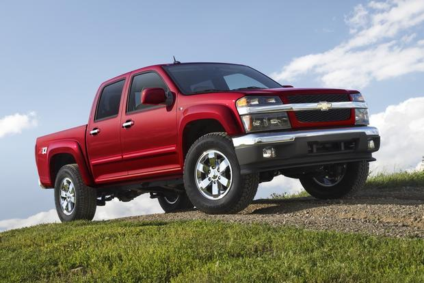 2012 chevrolet colorado  new car review