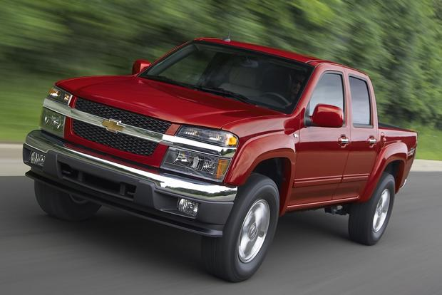 2012 chevrolet colorado new car review autotrader. Black Bedroom Furniture Sets. Home Design Ideas