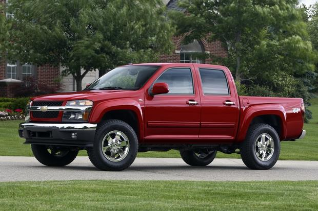 2012 Chevrolet Colorado: Used Car Review featured image large thumb0
