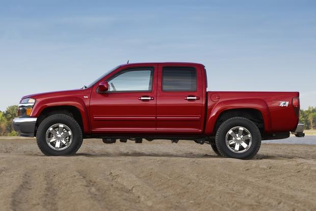 2012 Chevrolet Colorado: Used Car Review - Autotrader